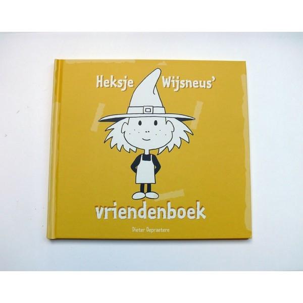 Heksje Wijsneus Boek Vriendenboekje, nog 2x !