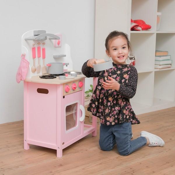 Keuken - Bon Appetit - Roze - New Classic Toys