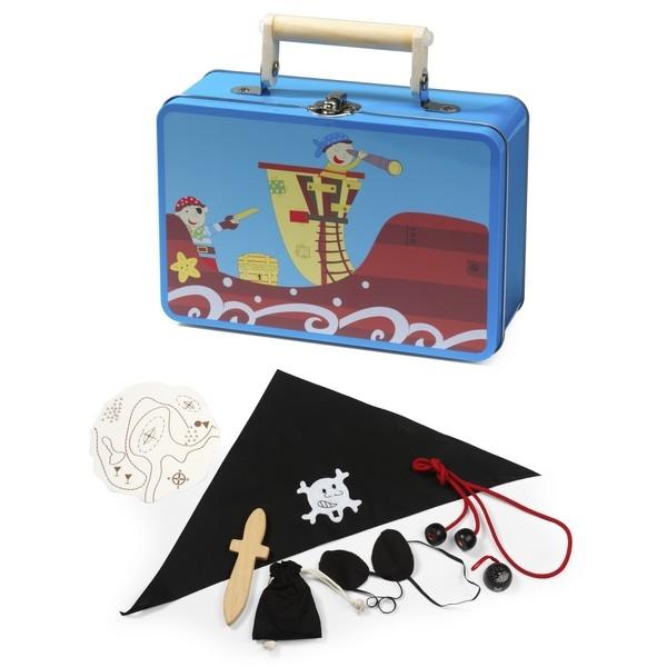 """Koffer thema """"Piraat"""" (22084)"""