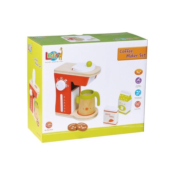 Koffiezetter - Set - Lelin Toys