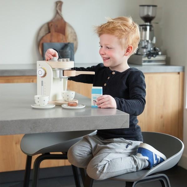 Koffiezetter - Wit