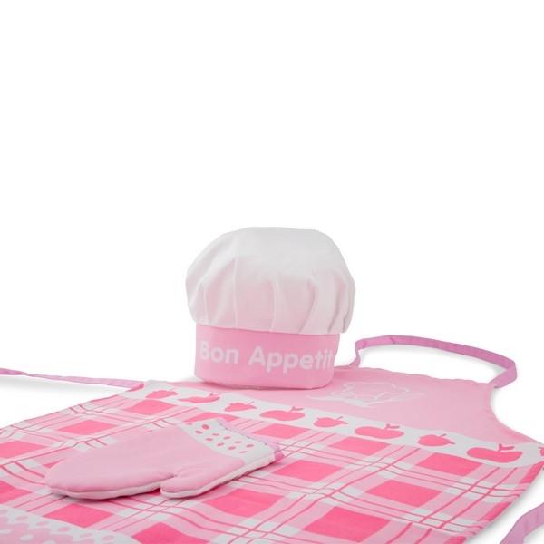 Kookschort set roze - New Classic Toys