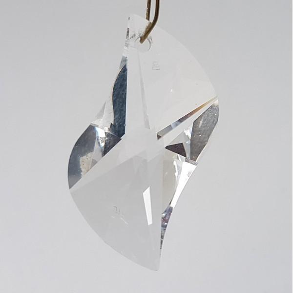 Kristal/Blad Nieuw 30x18mm, aanbieding