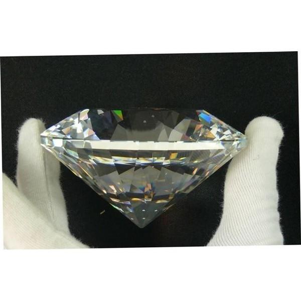 Kristal/Briljant slijpsel groot 80mm, aanbieding