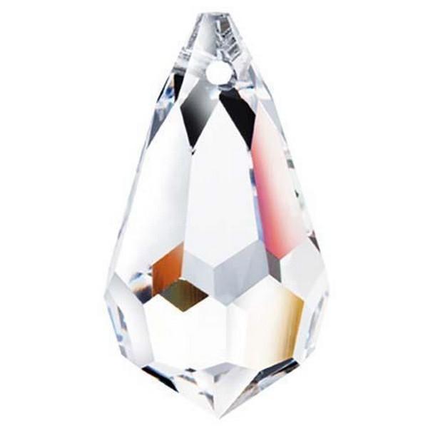 Kristal/Druppel 20x12mm