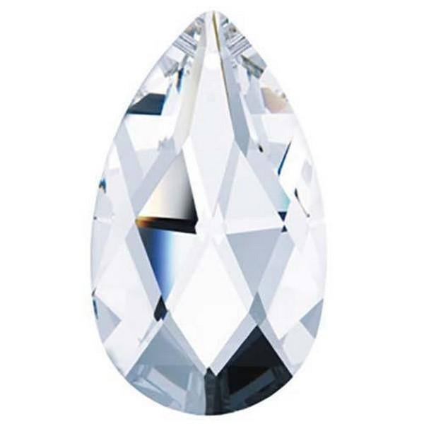 Kristal/Traan 28x17mm