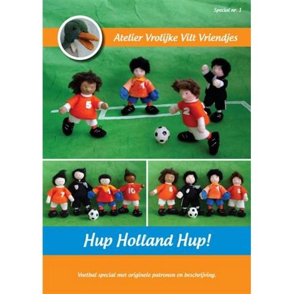 Magazine Speciaal nr.1 Hup Holland Hup! op=op (4x)