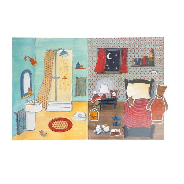 """Magneet boek """"A special day for Max"""", aanbieding -15%"""