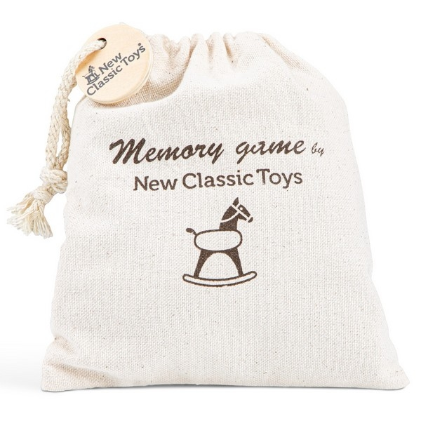 Memory - Dieren - New Classic Toys