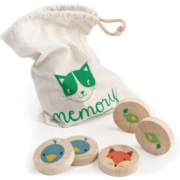 Memory Game Clever Cat - Tender Leaf Toys