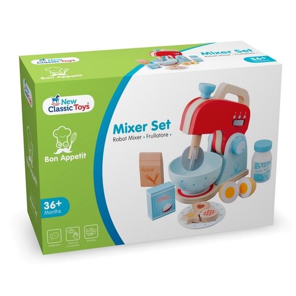 Mixer - Set - New Classic Toys