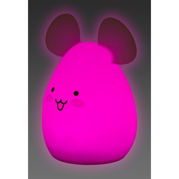 Nachtlamp Siliconen Muis - Klein