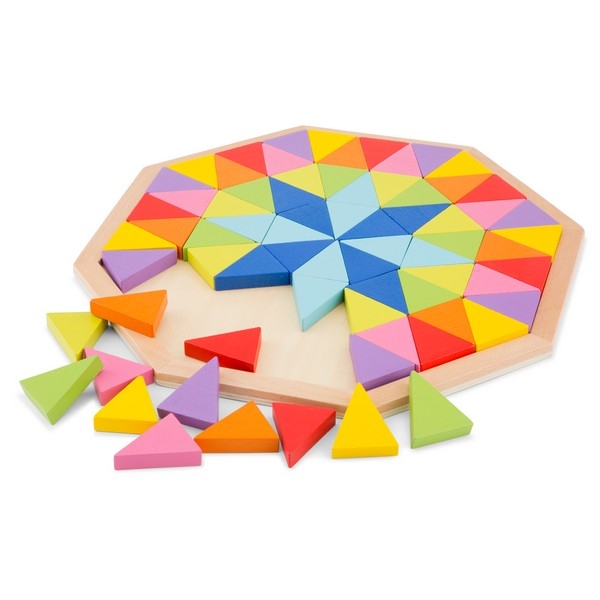 Octagon Puzzel - New Classic Toys