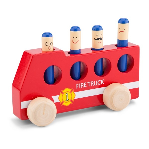 Pop-up Brandweerauto