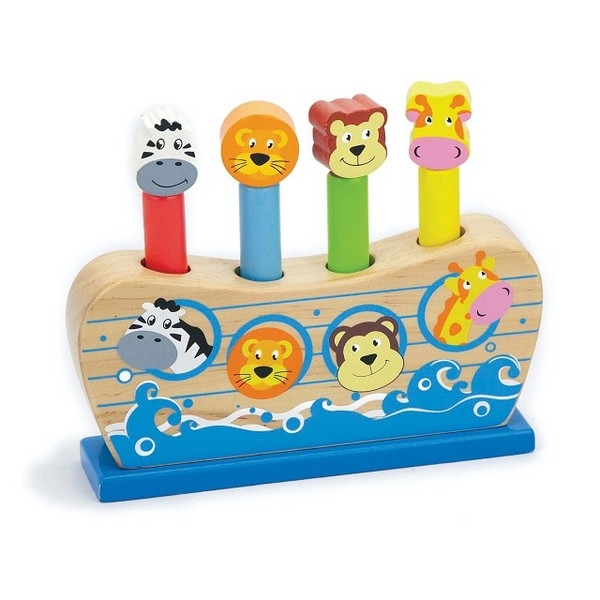 Pop-up Noah's Ark