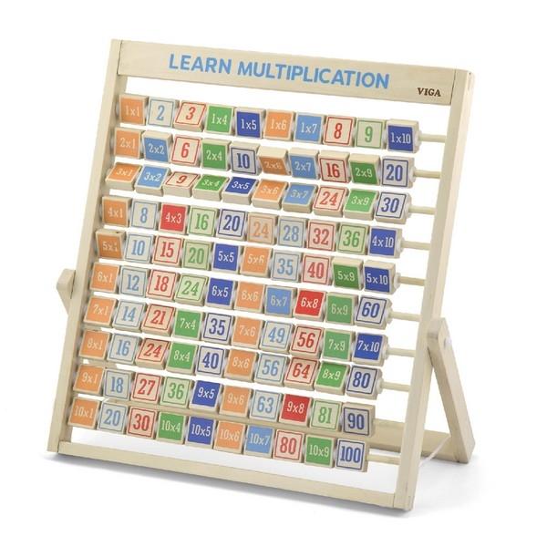 Rekentafels leren - Viga Toys