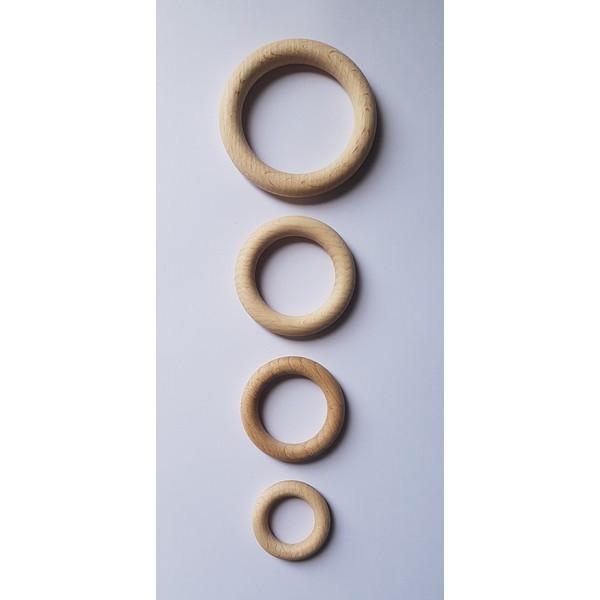 Ringen - onbehandeld beukhout, nieuwe producent