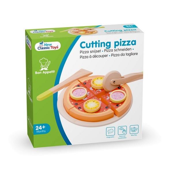 """Snijset - Pizza """"Meastro"""" (Pizza Salami)"""