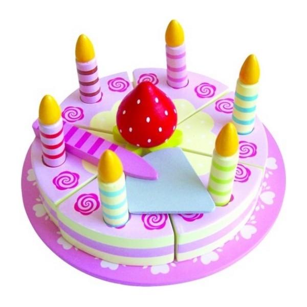 Snijset Verjaardagstaart (10032)