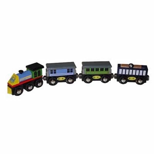 Trein 4-delig classic ME - Mentari 6638