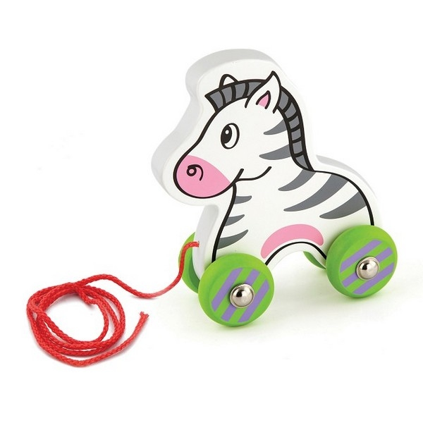 Trekdier - Zebra