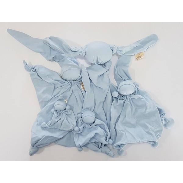 Tricot Meesleepbeest XL kleur Licht Blauw