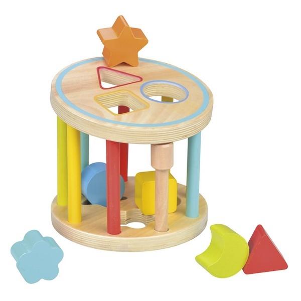 Vormenstoof Rond - Lelin Toys