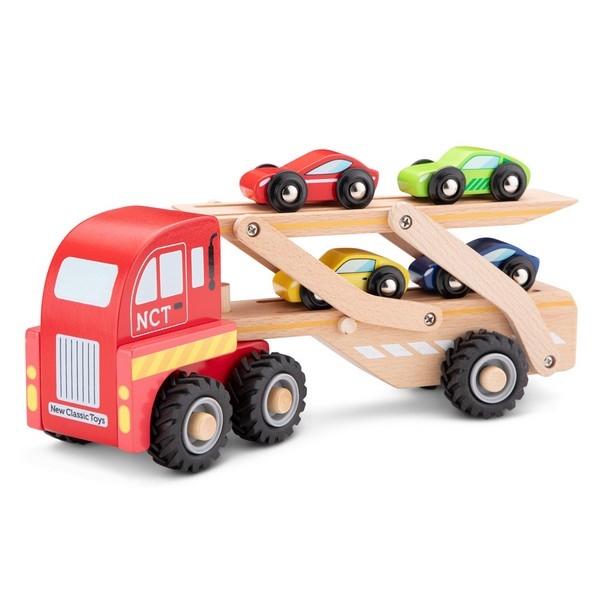 Vrachtwagen voor autotransport